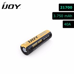 iJoy iJoy 21700 - 3750 mAh - 40A