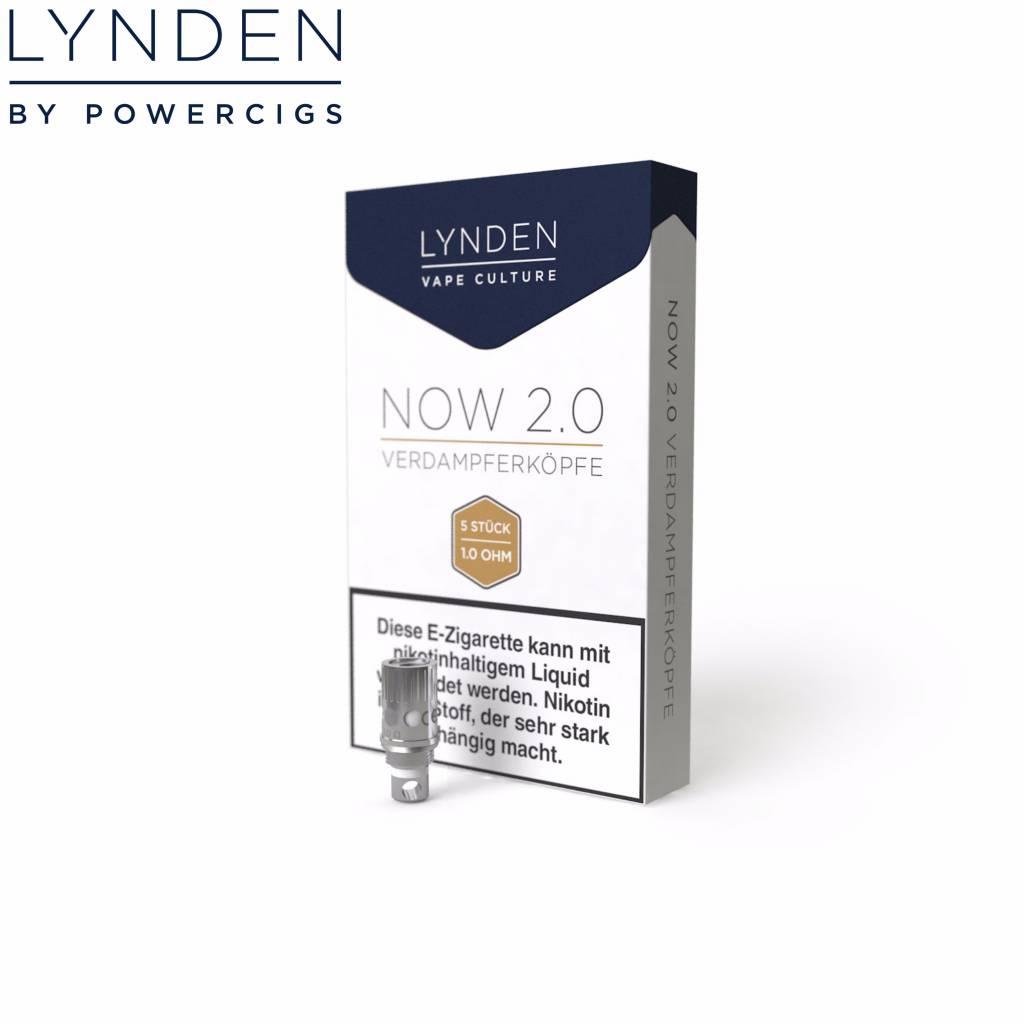 Lynden Liquids & Hardware Now 2.0 Ersatzverdampfer