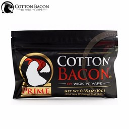 Wick N' Vape Cotton Bacon Prime Watte