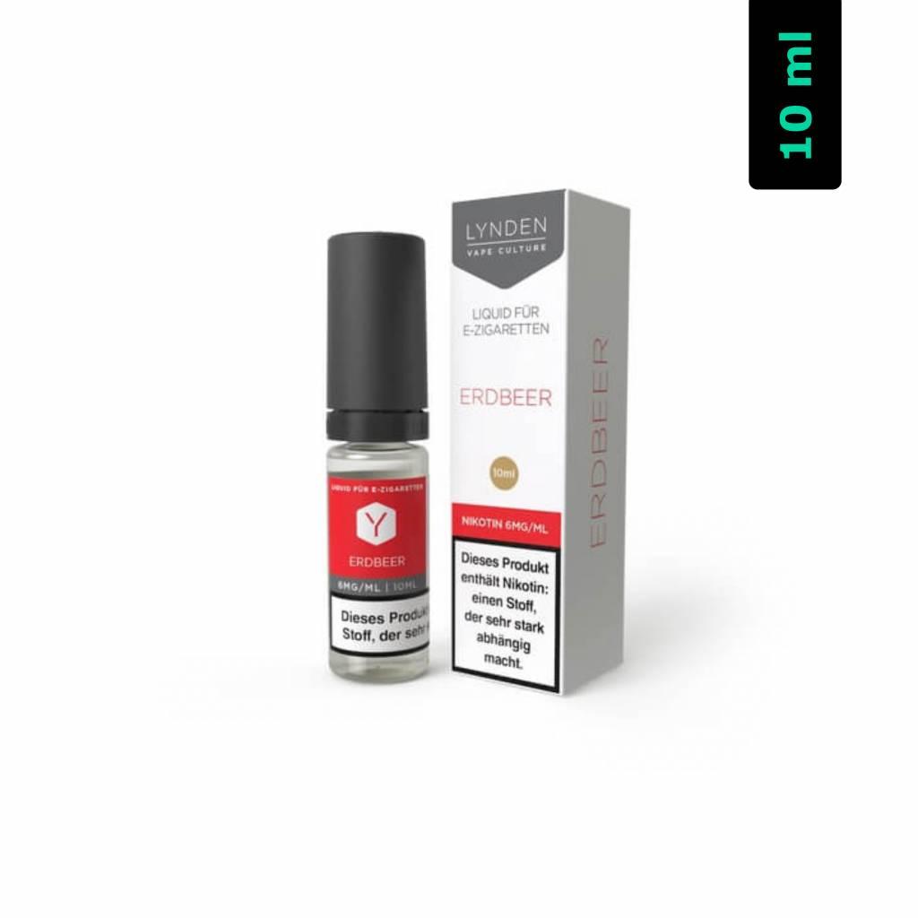 Lynden Liquids & Hardware Erdbeere MTL E-Liquid 10 ml