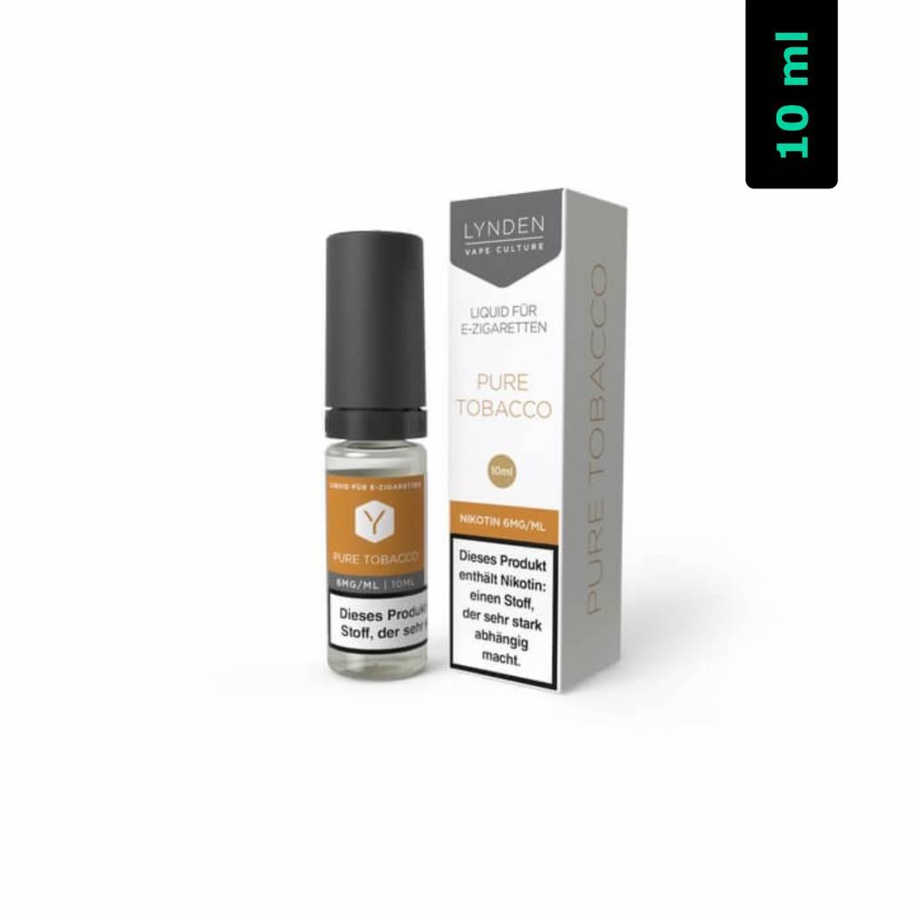 Lynden Liquids & Hardware Pure Tobacco MTL E-Liquid 10 ml