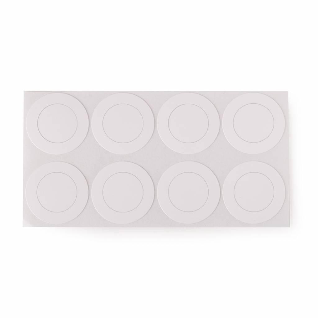 HPVC Isolierscheiben für 18650 Akku