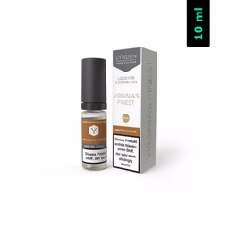 Lynden Liquids & Hardware Virginias Finest MTL 10 ml Liquid