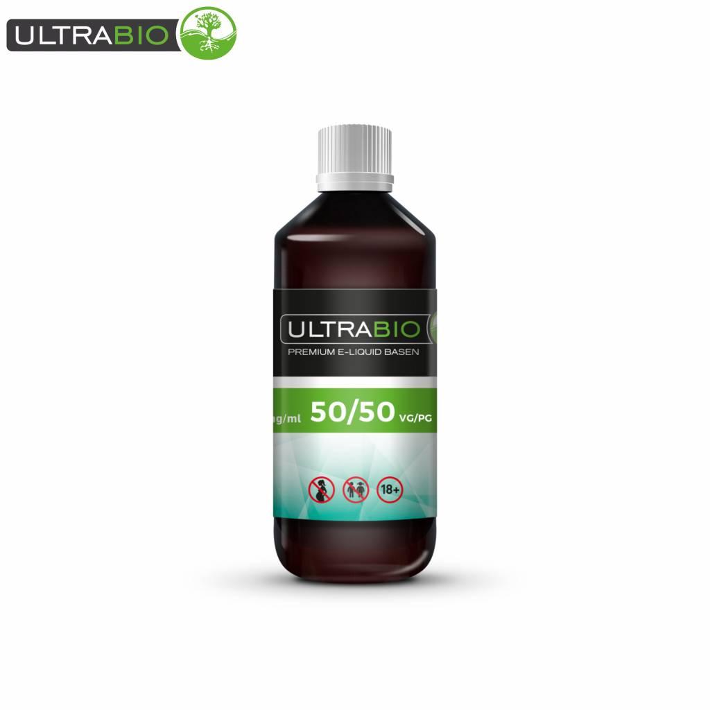 Ultrabio Base 50 VG / 50 PG ab 100 ml