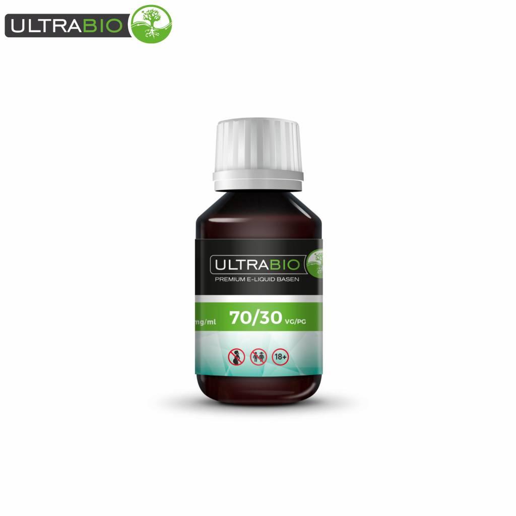 Ultrabio Base 70 VG / 30 PG ab 100 ml
