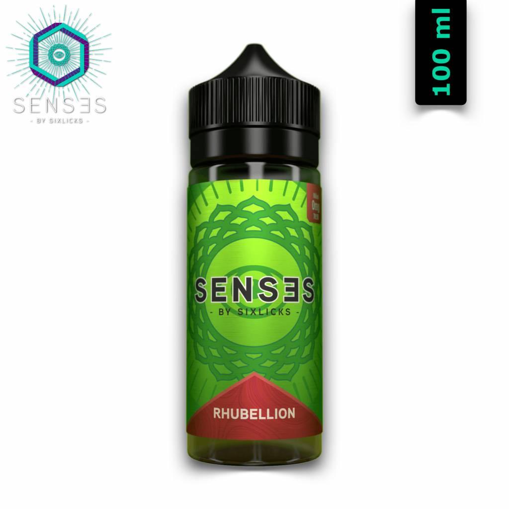 Six Licks Senses Rhubellion Liquid 100 ml