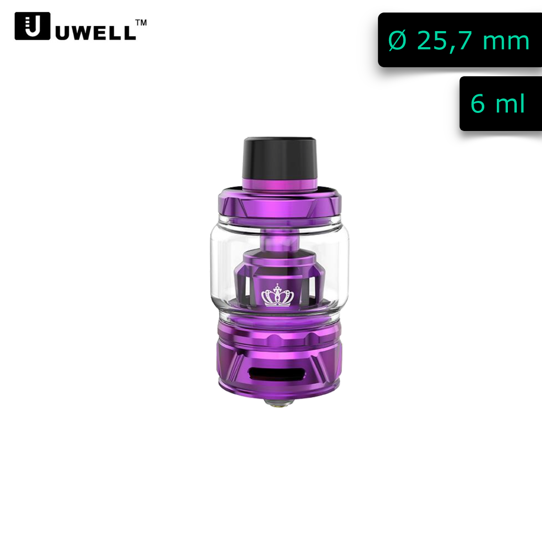 Uwell Crown 4 Fertigcoiler 6 ml Verdampfer