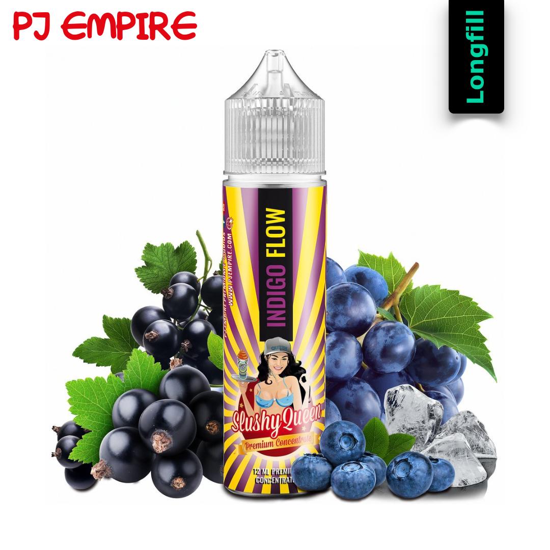 PJ Empire Indigo Flow Longfill Aroma
