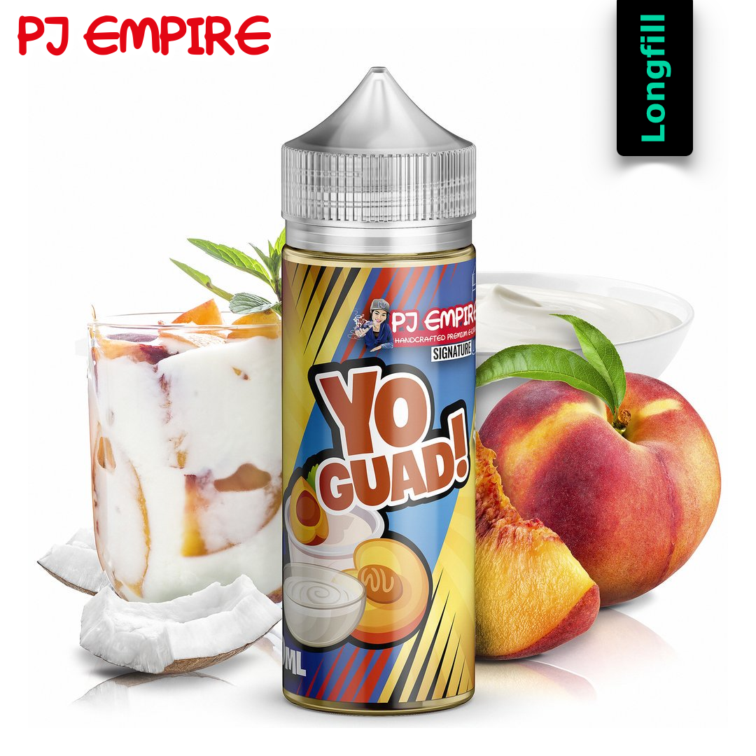 PJ Empire Yo!Guad Longfill Aroma