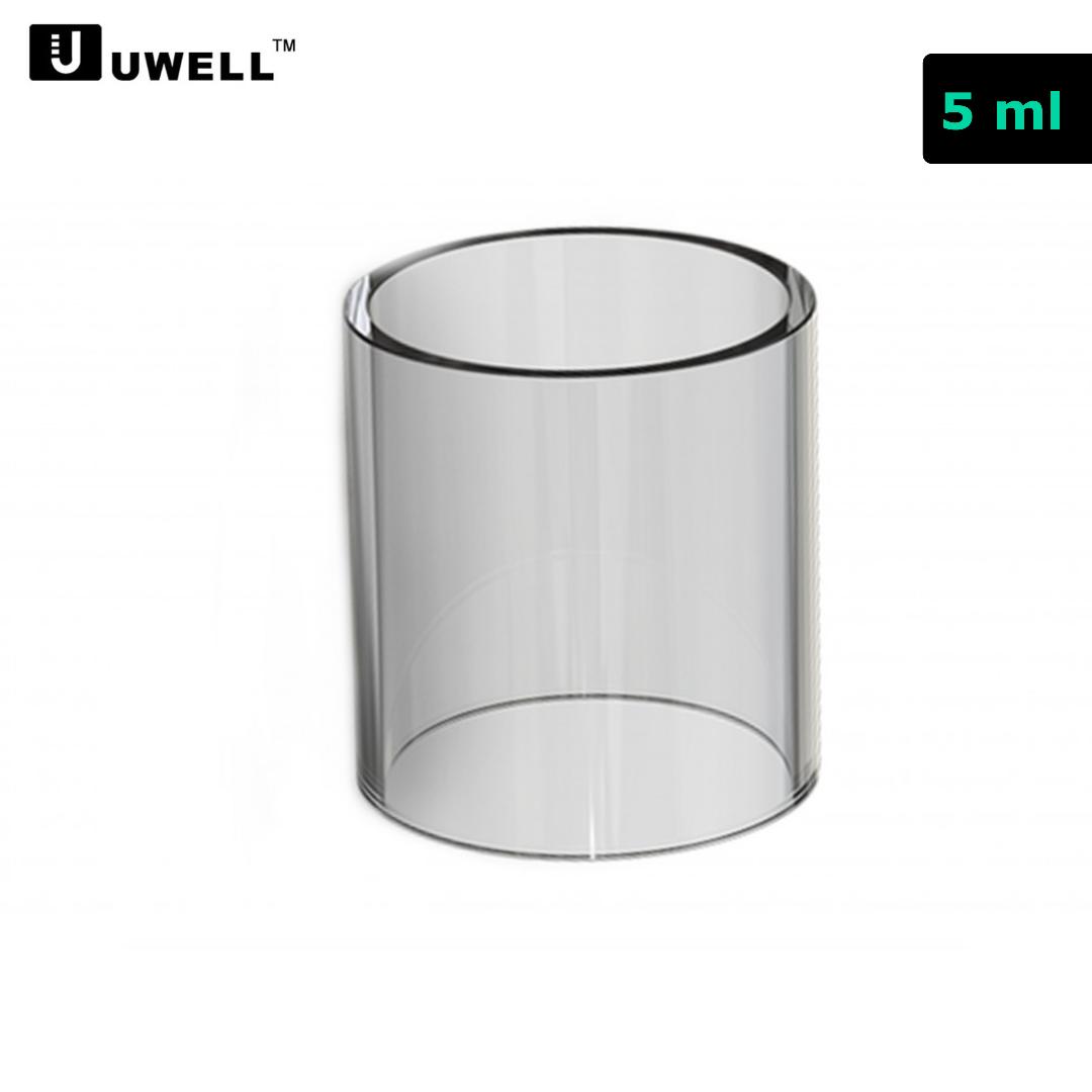 Uwell Crown 4 Glastank - 5 o. 6 ml Ersatzglas