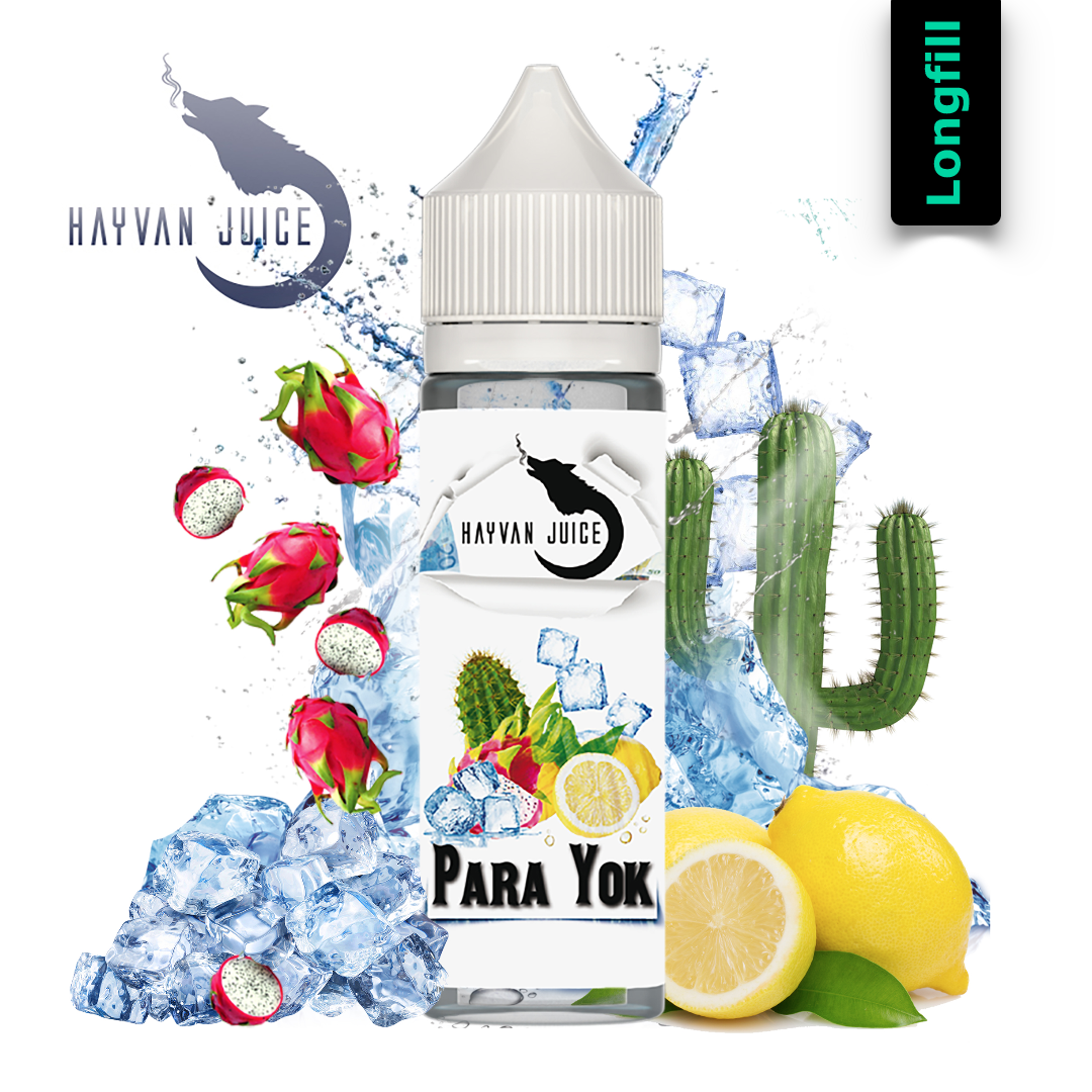 Hayvan Juice Para Yok 10 ml Longfill Aroma