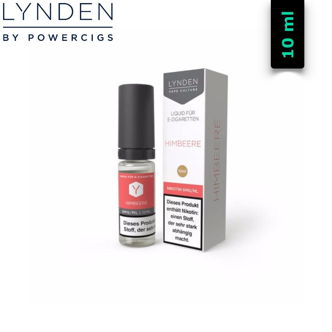 Lynden Liquids & Hardware Himbeere MTL E-Liquid 10 ml