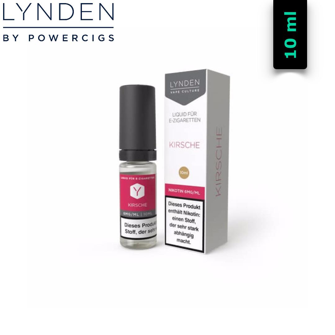 Lynden Liquids & Hardware Kirsche MTL E-Liquid 10 ml
