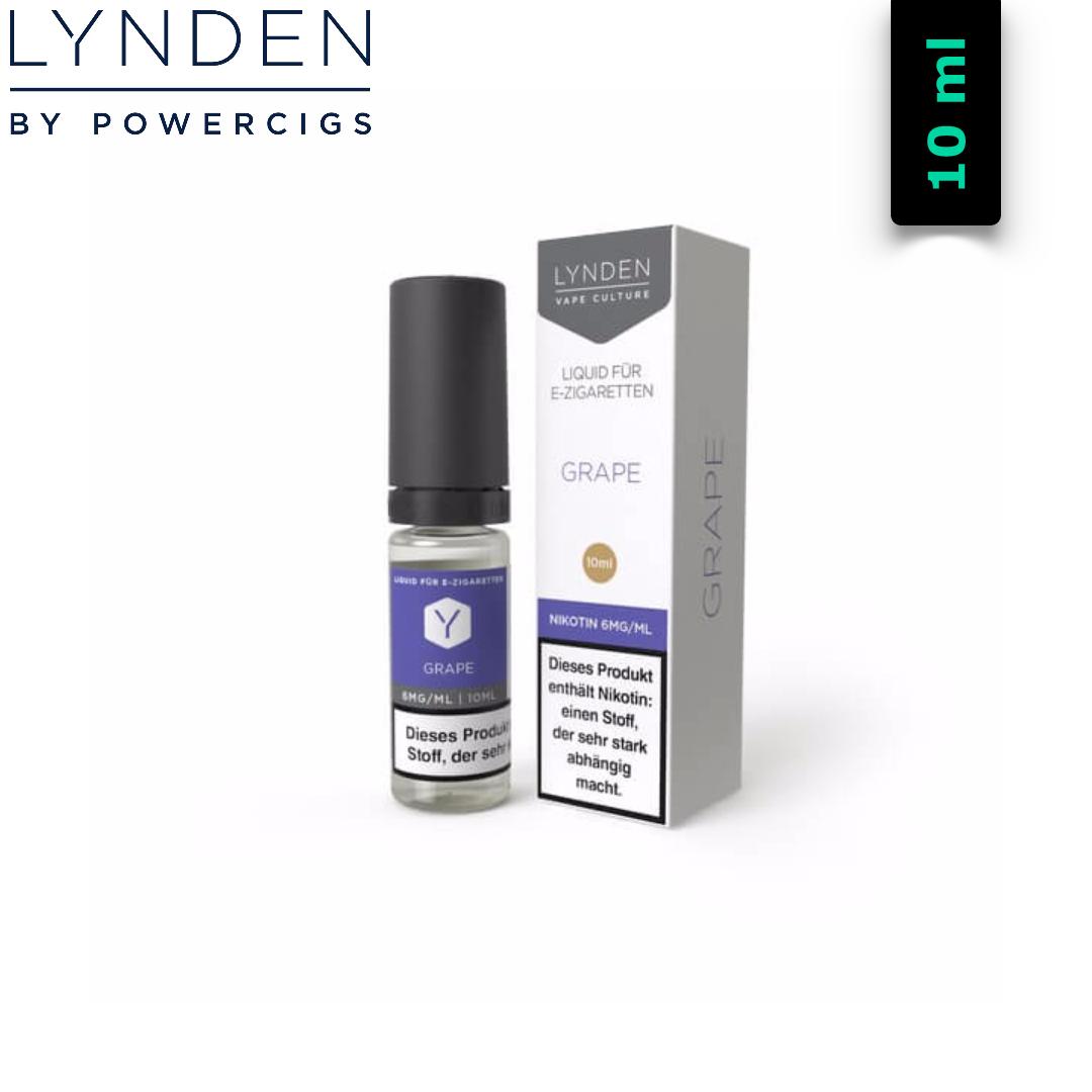 Lynden Grape MTL E-Liquid 10 ml