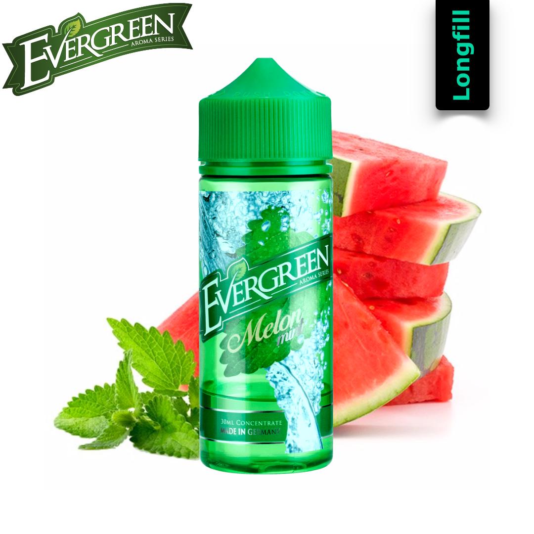 Evergreen Melon Mint Longfill Aroma 30/120 ml