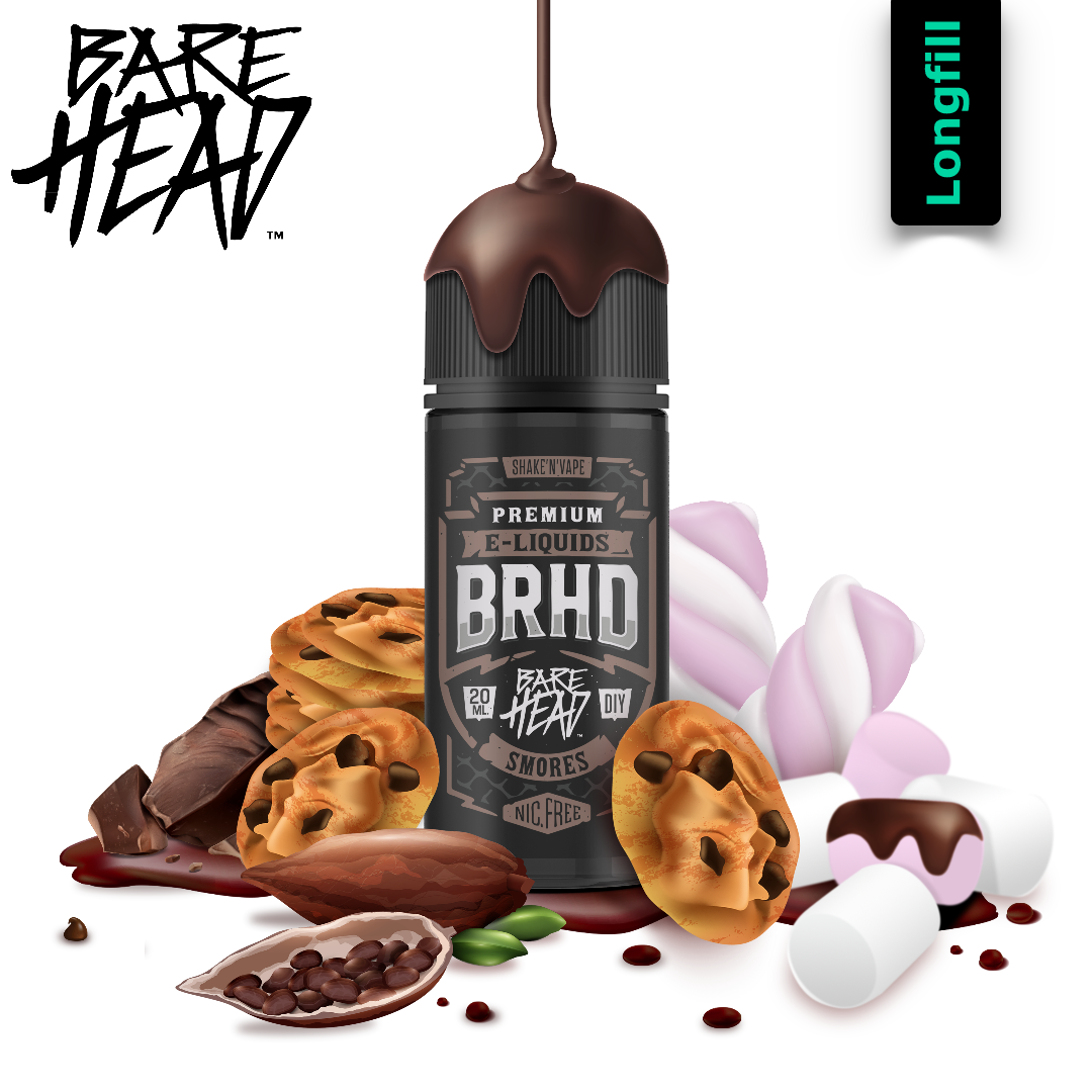 BRHD Barehead Smores Aroma 20 ml