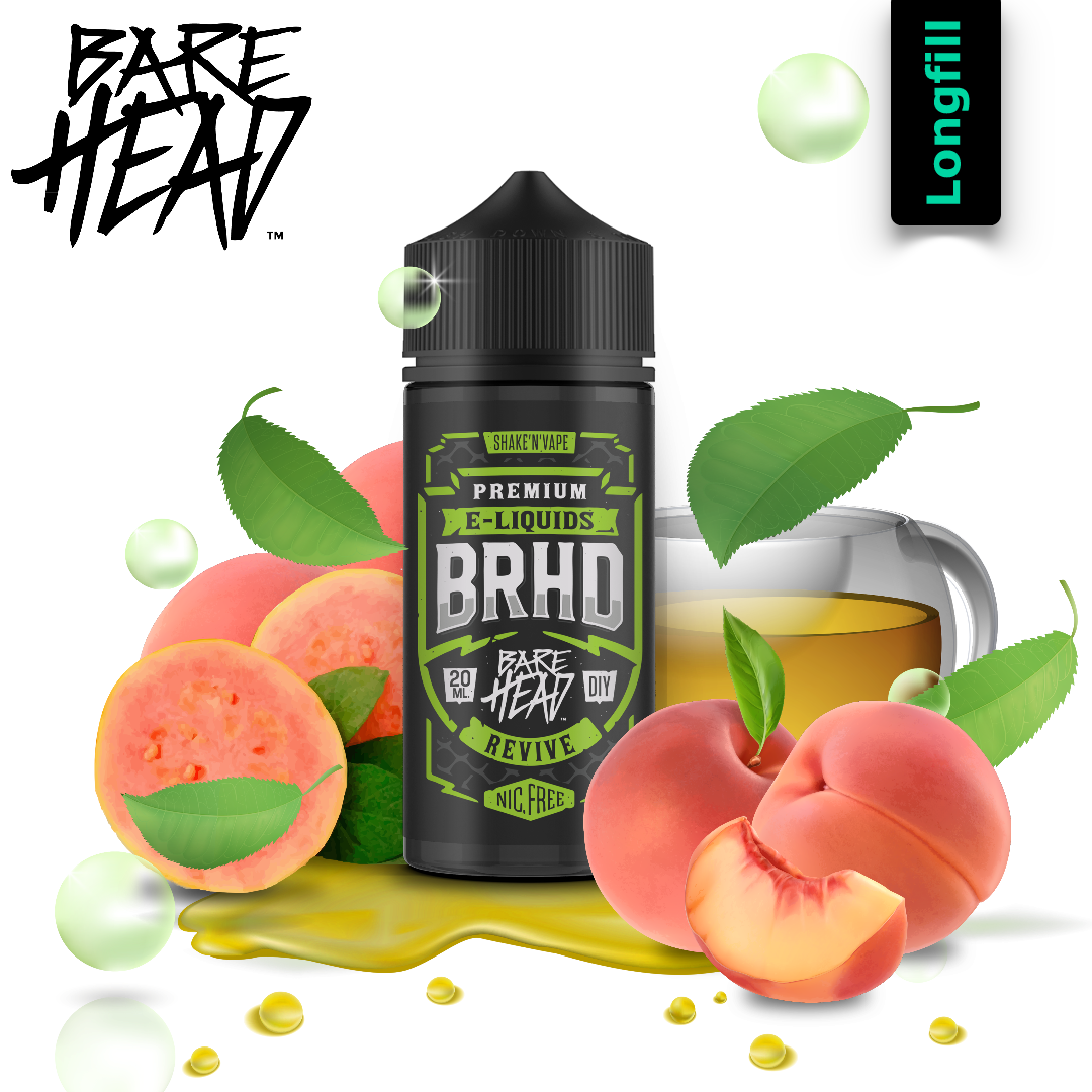 BRHD Barehead Revive Aroma 20 ml