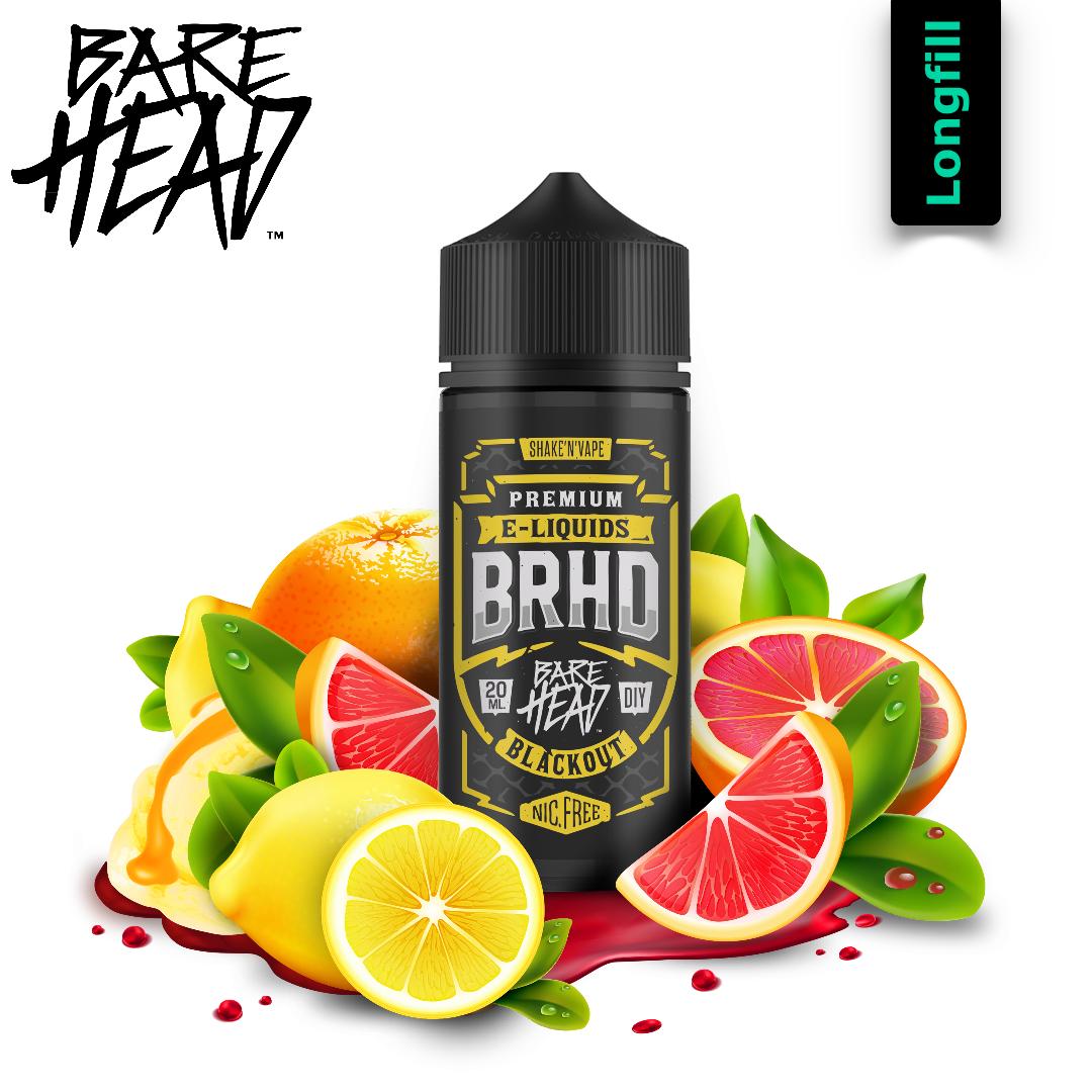 BRHD Barehead Blackout Aroma 20 ml