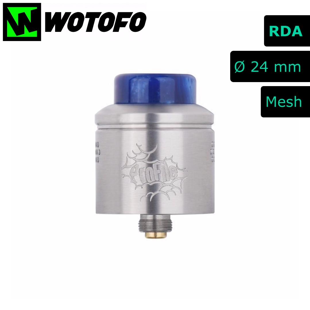 Wotofo Profile RDA Tröpfler (BF)