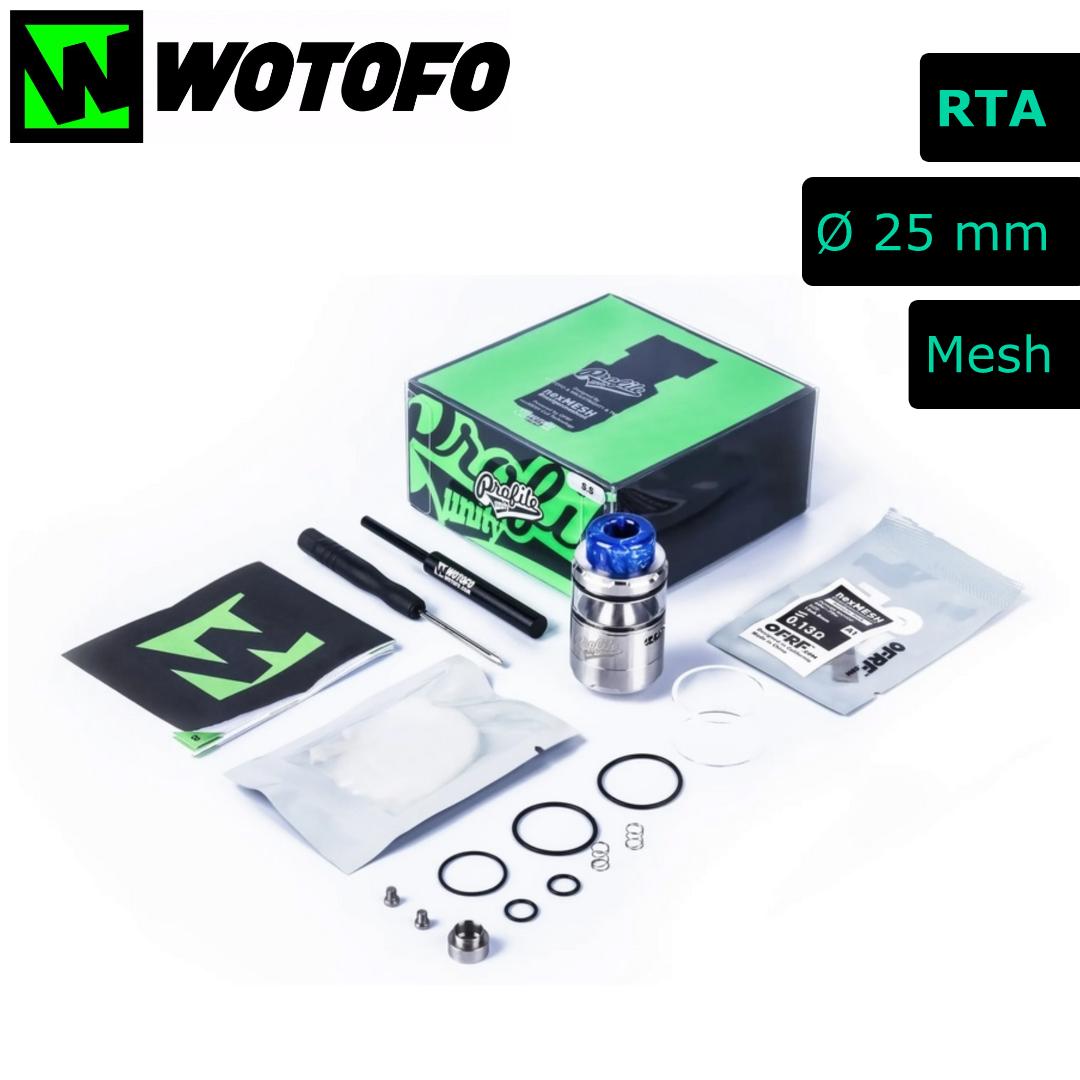 Wotofo Profile Unity RTA Mesh