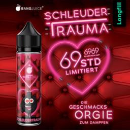 Bang Juice Schleudertrauma  25 ml Aroma