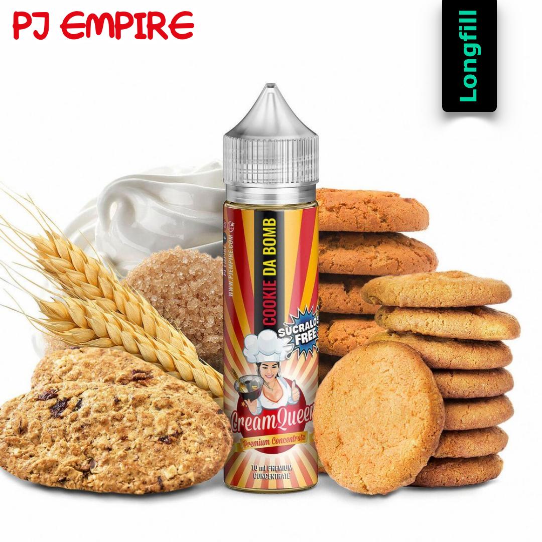 PJ Empire Cookie da Bomb 10 ml  Longfill Aroma