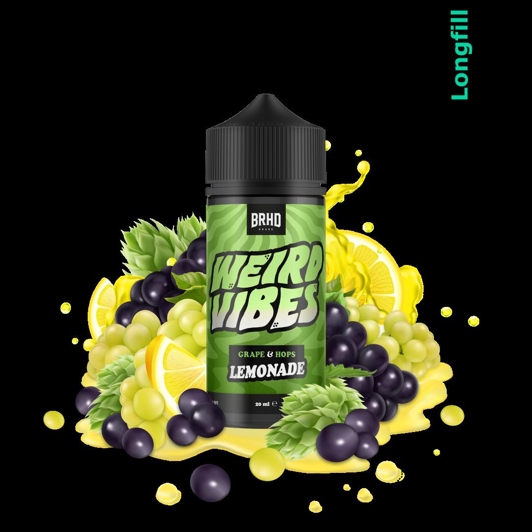 BRHD Weird Vibes Grape & Hops Aroma 20 ml