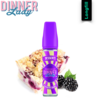 Dinner Lady Blackberry Crumble 20 ml Aroma