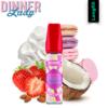 Dinner Lady Strawberry Macarons Aroma