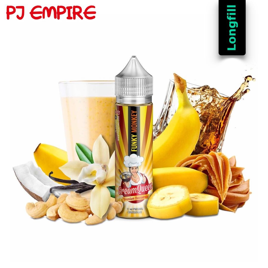 PJ Empire Funky Monkey 12 ml Longfill Aroma