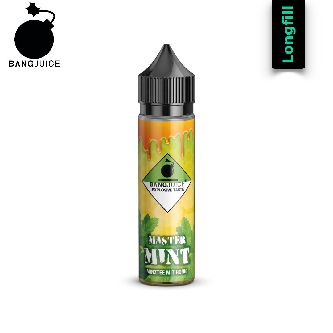Bang Juice Master Mint 15 ml Longfill Aroma