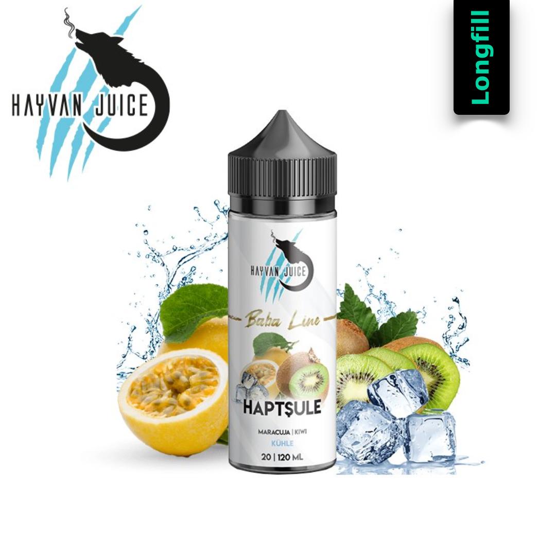 Hayvan Juice Baba Line -  Haptşule 20 ml Longfill Aroma