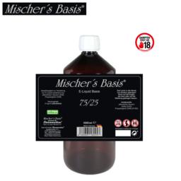 Mischer´s Basis Base 75/25 1000 ml