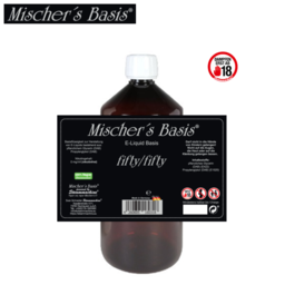 Mischer´s Basis Base 50/50 1000 ml