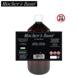 Mischer´s Basis Base 50/50 1000 ml
