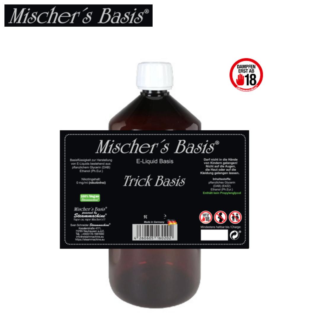 Mischer´s Basis Trick Base VG  1000 ml