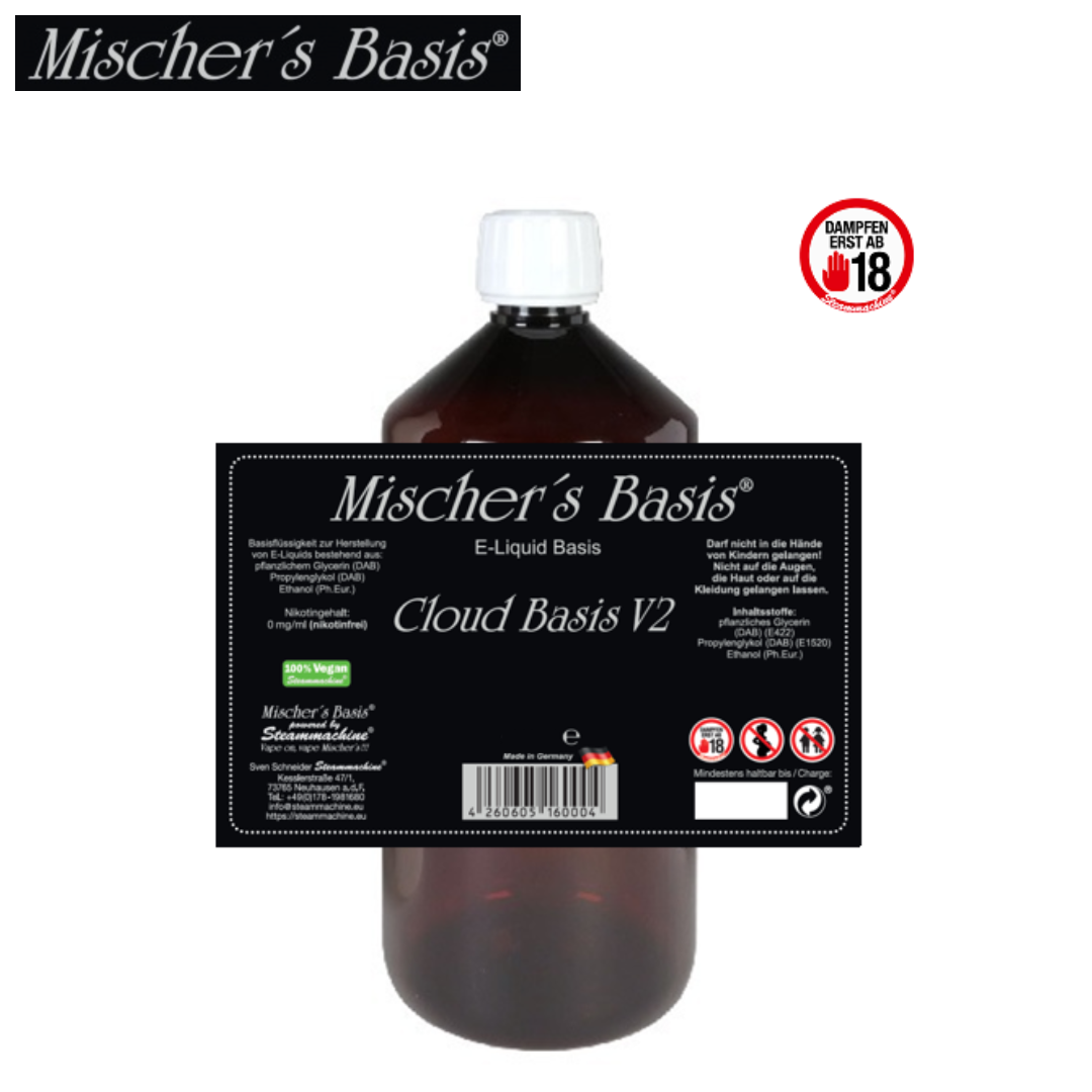 Mischer´s Basis Base V2 1000 ml