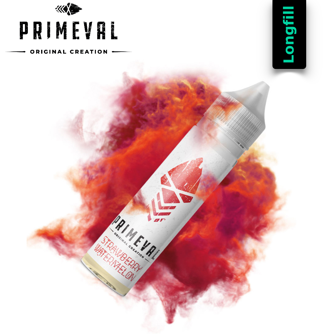 Primeval Strawberry Watermelon 12 ml Aroma Longfill