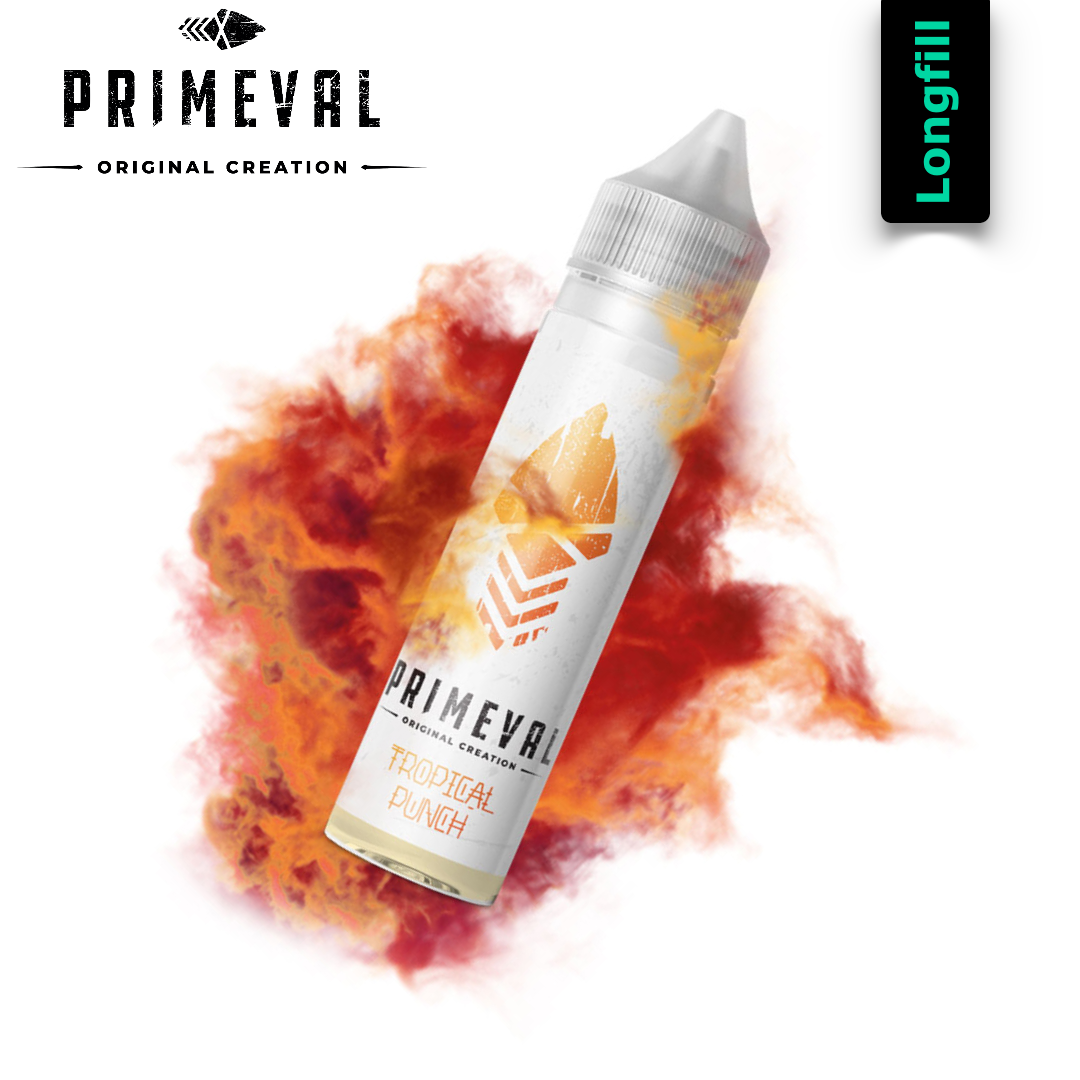 Primeval Tropical Punch Aroma Longfill