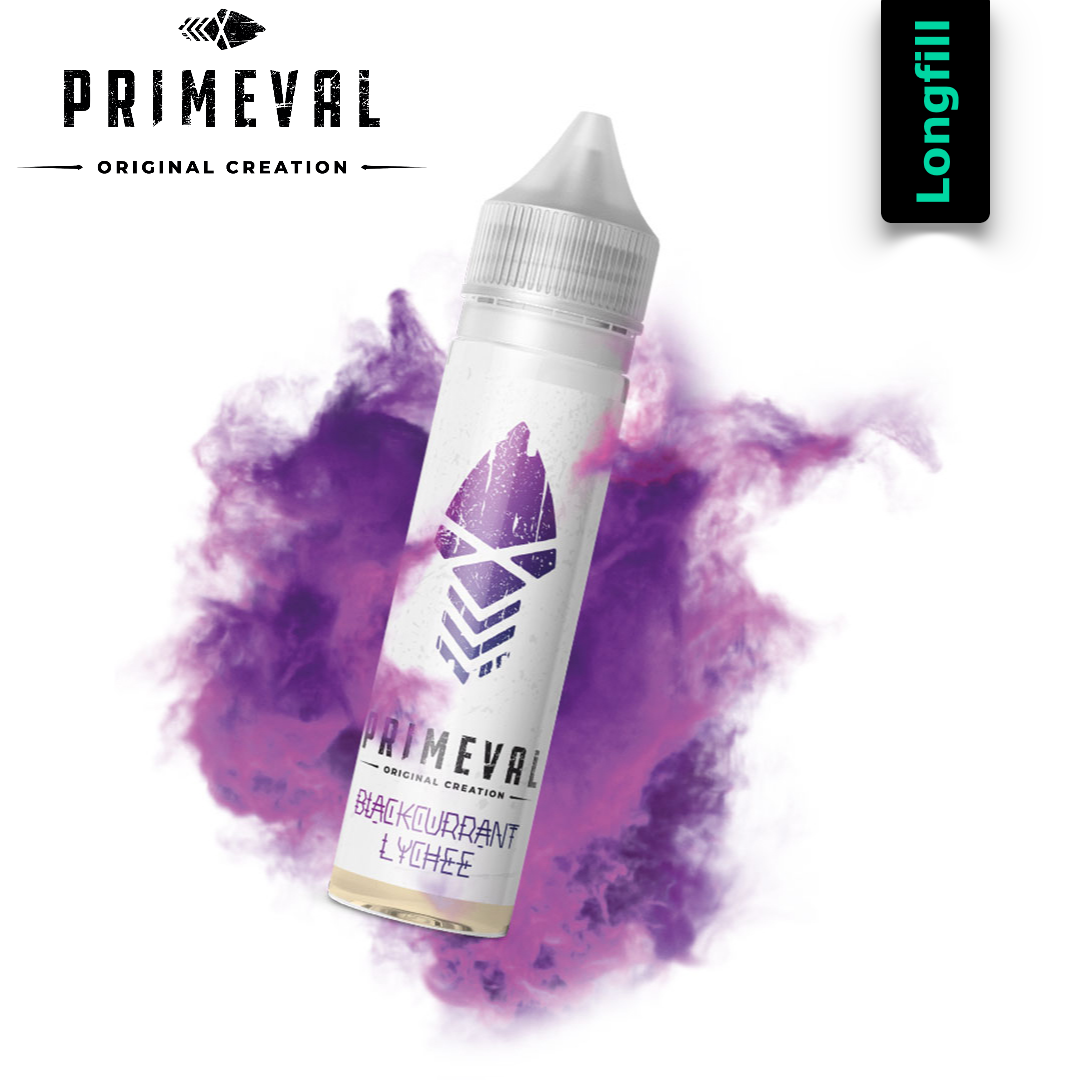 Primeval Blackcurrant Lychee 12 ml Aroma Longfill