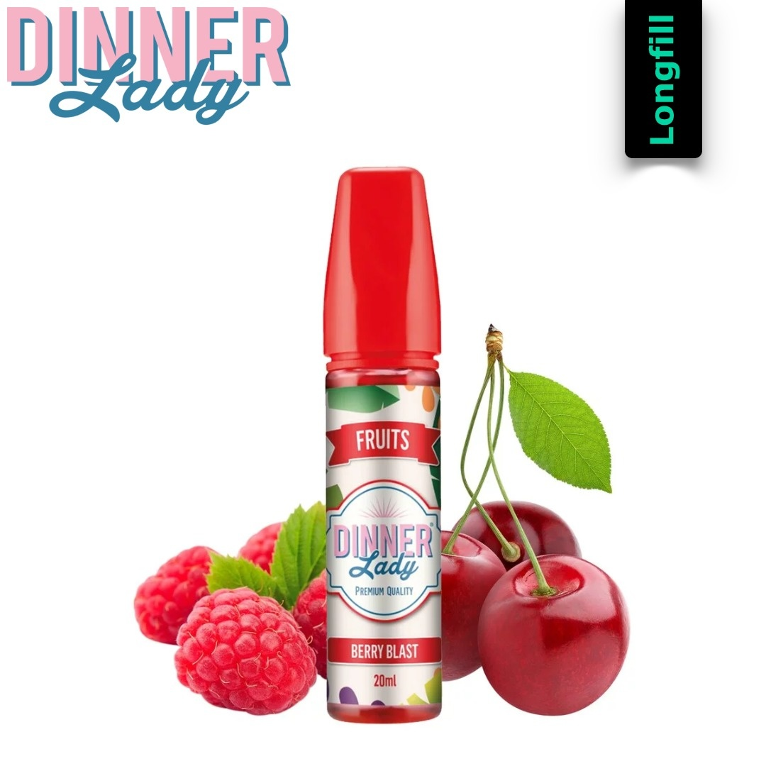 Dinner Lady Berry Blast Longfill Aroma