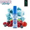 Dinner Lady Blue Menthol 20 ml Aroma