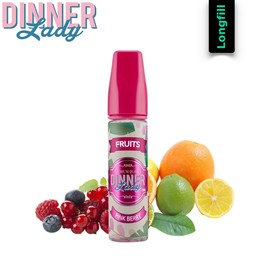Dinner Lady Pink Berry 20 ml Aroma