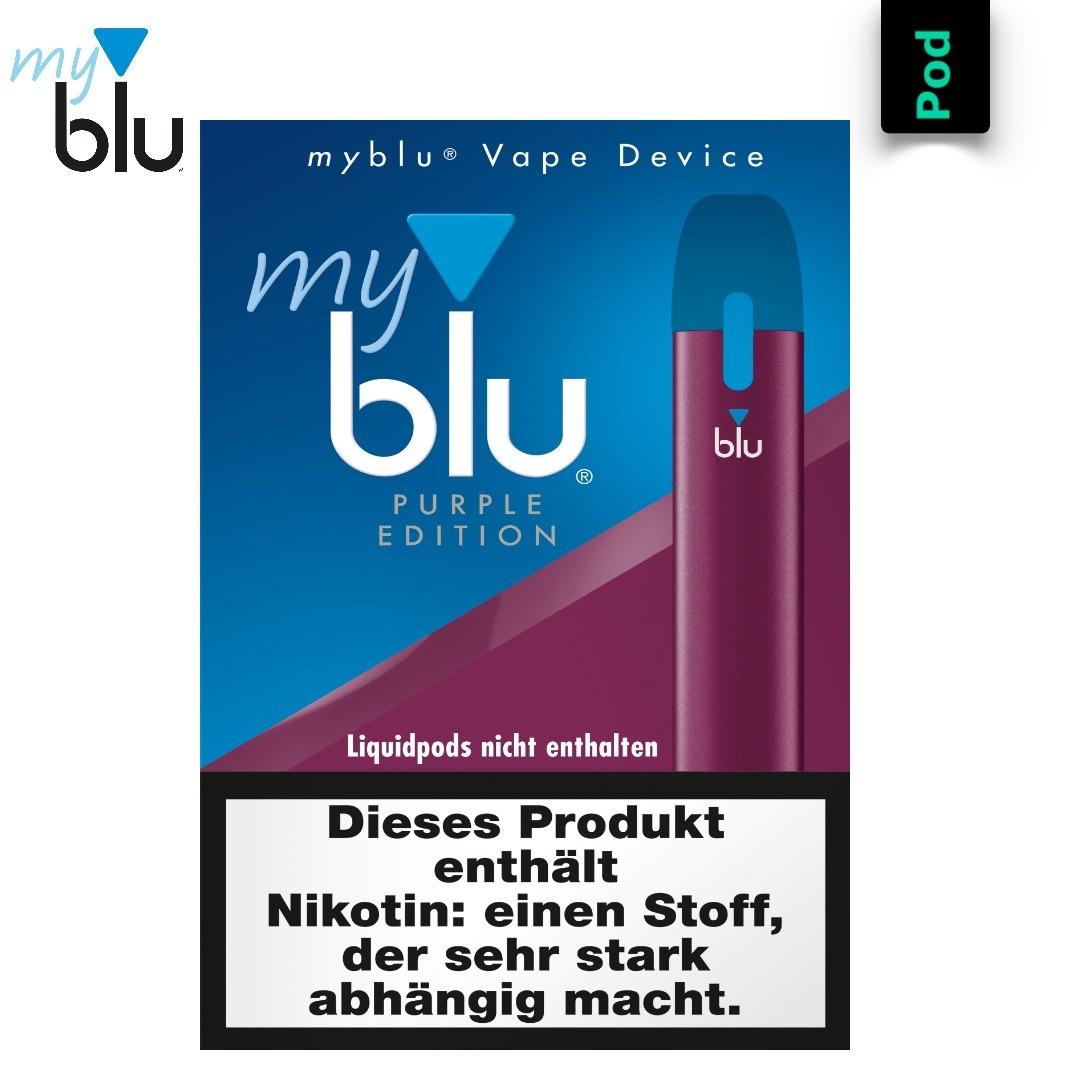 myblu myblu E-Zigarette  Color Edition