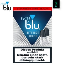myblu Liquidpod Strawberry Mint 1,5 ml