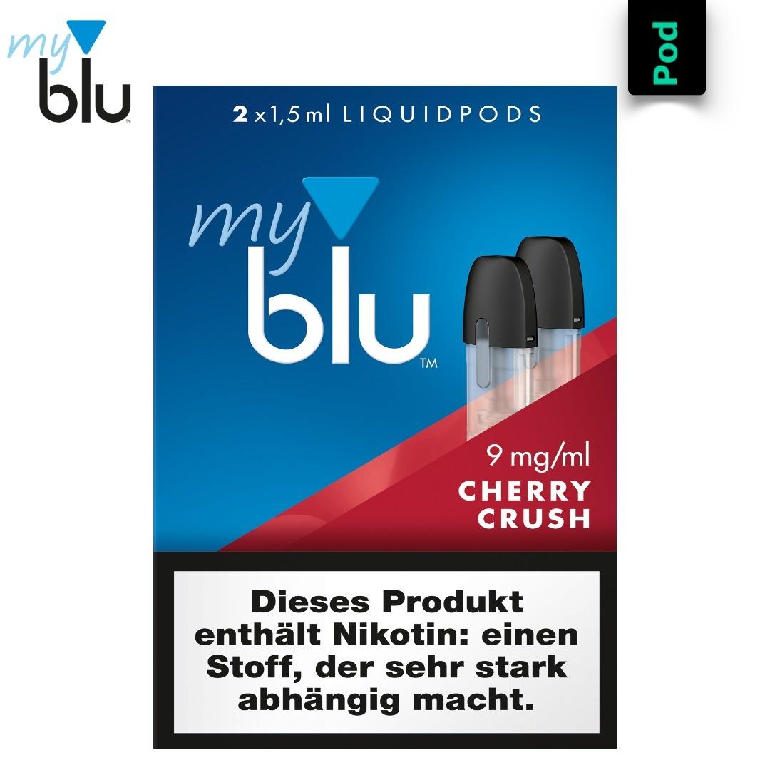 myblu Liquidpod Cherry Crush 1,5 ml