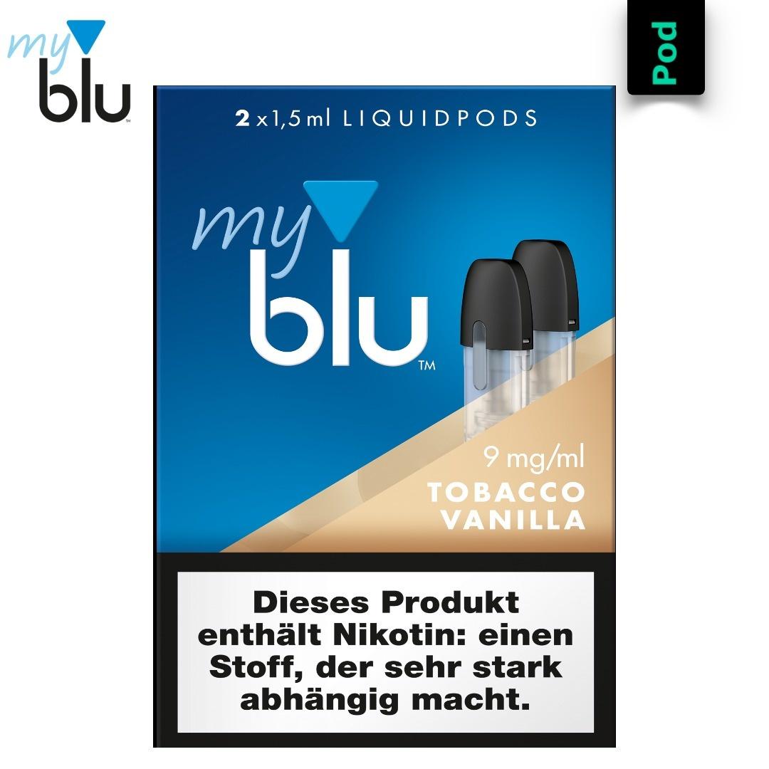 myblu Liquidpod Tobacco Vanilla 1,5 ml