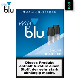 myblu Liquidpod Blue Ice 1,5 ml