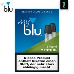 myblu Liquidpod Menthol 1,5 ml
