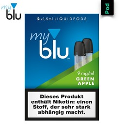 myblu Liquidpod Green Apple 1,5 ml